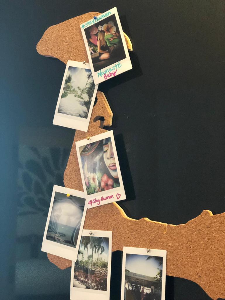 Room 808 at Kimpton Seafire Resort + Spa