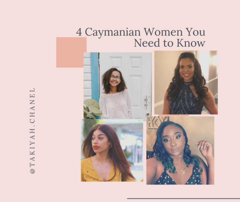 collage-of-four-caymanian-women