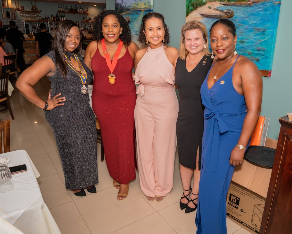 2020 Cayman Islands Rotary and Rotaract Presidents